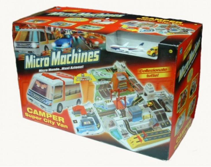 juguetes Micro Machines