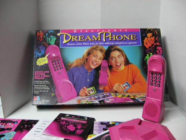 Juego de mesa Dream Phone