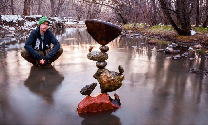 Un modo di...fer..ente...   de  me...dit...accion... Michael-grab-balanceando-piedras-12-730x439