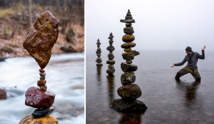 monumentos hechos en piedra