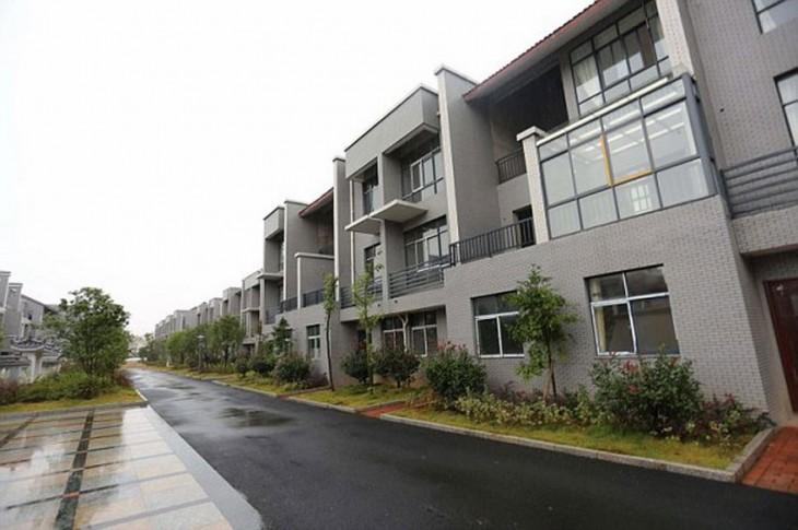 nuevo complejo de apartamentos en china Xiong Shuihua