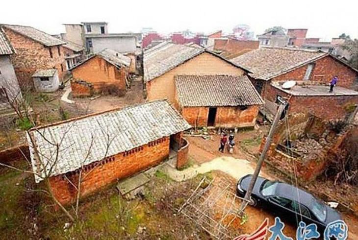 casas de barro chinas Xiong Shuihua