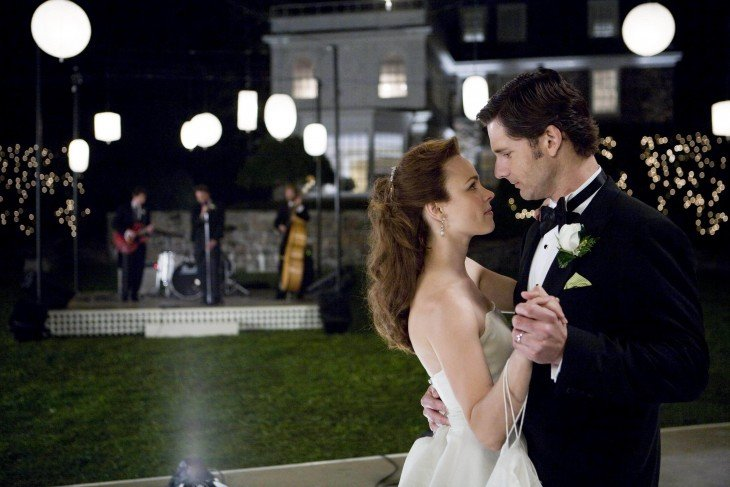 escena de la película te amare por siempre