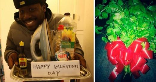 peores regalos del dia de san valentin