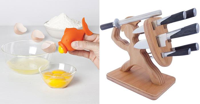 17 utensilios de cocina para hacerla mas divertida for Utensilios de cocina para zurdos