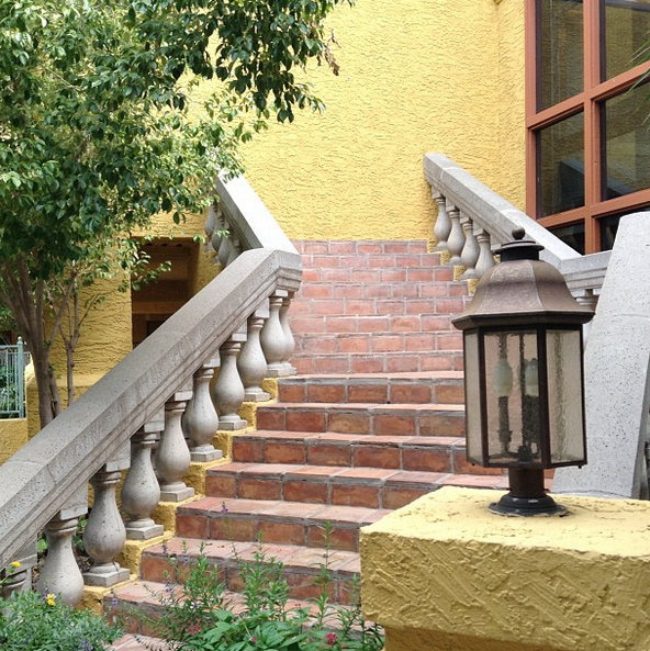 escaleras que no terminan en ninguna parte