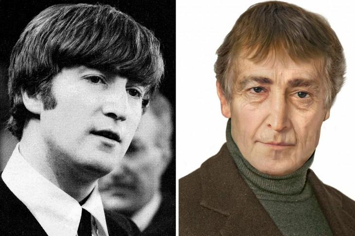 Como estaría John Lennon si no hubiera muerto
