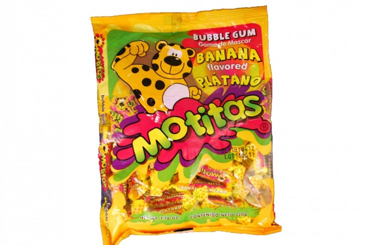 Chicles motita