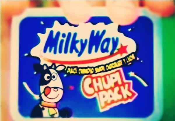 Chupi pack milky way