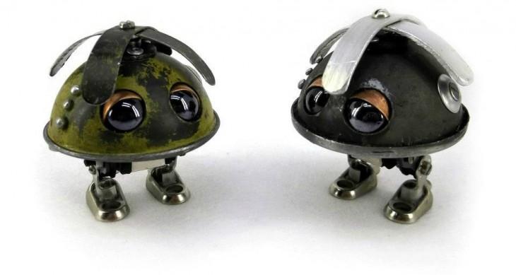 animales hecha de basura Igor Verniy