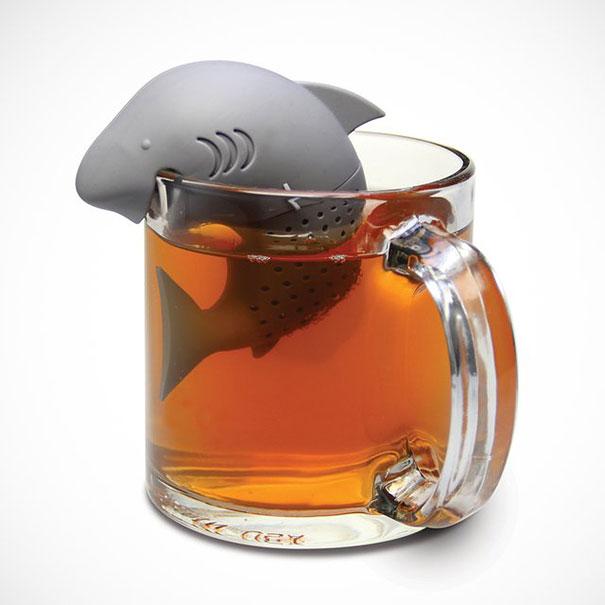 infusor en forma de ballena