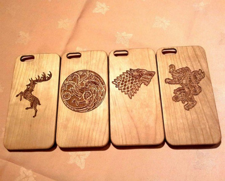 Fundas para Iphone con diseños de Game Of Thrones