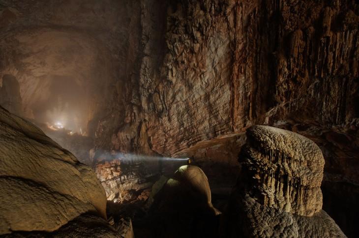 Cuevas ubicadas en Vietnam