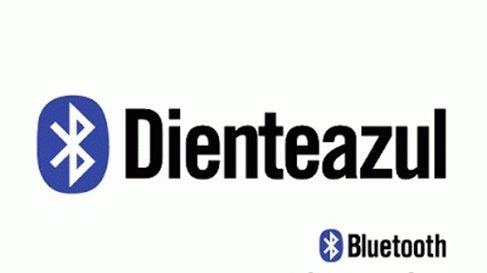 Logotipo de  Bluetooth en español