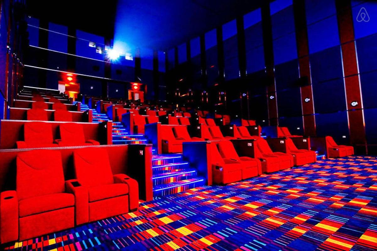 20 de los cine m s hermosos alrededor del mundo. Black Bedroom Furniture Sets. Home Design Ideas