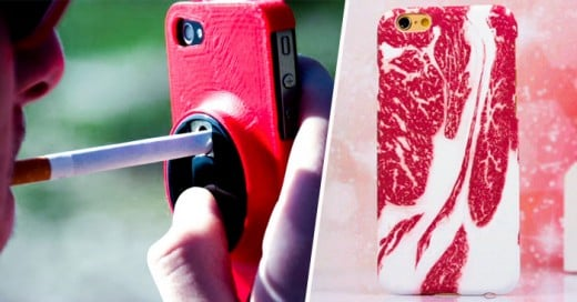 fundas creativas iphone
