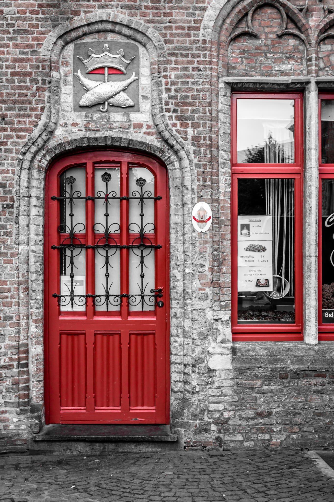 30 fantasticas puertas alrededor del mundo