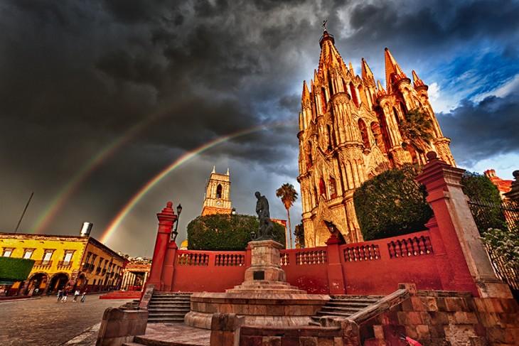 Parroquia de San Miguel de Allende Guanajuato