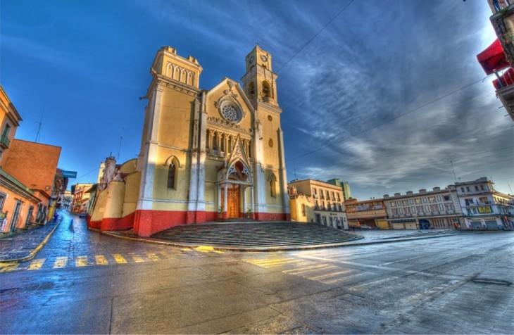 Foto de las calles de Xalapa Veracruz