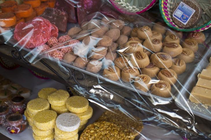 Dulces tradicionales de México