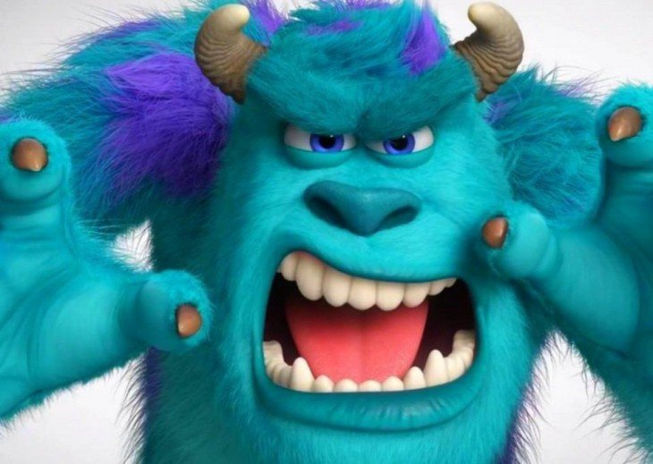 Sulley de Monster Inc