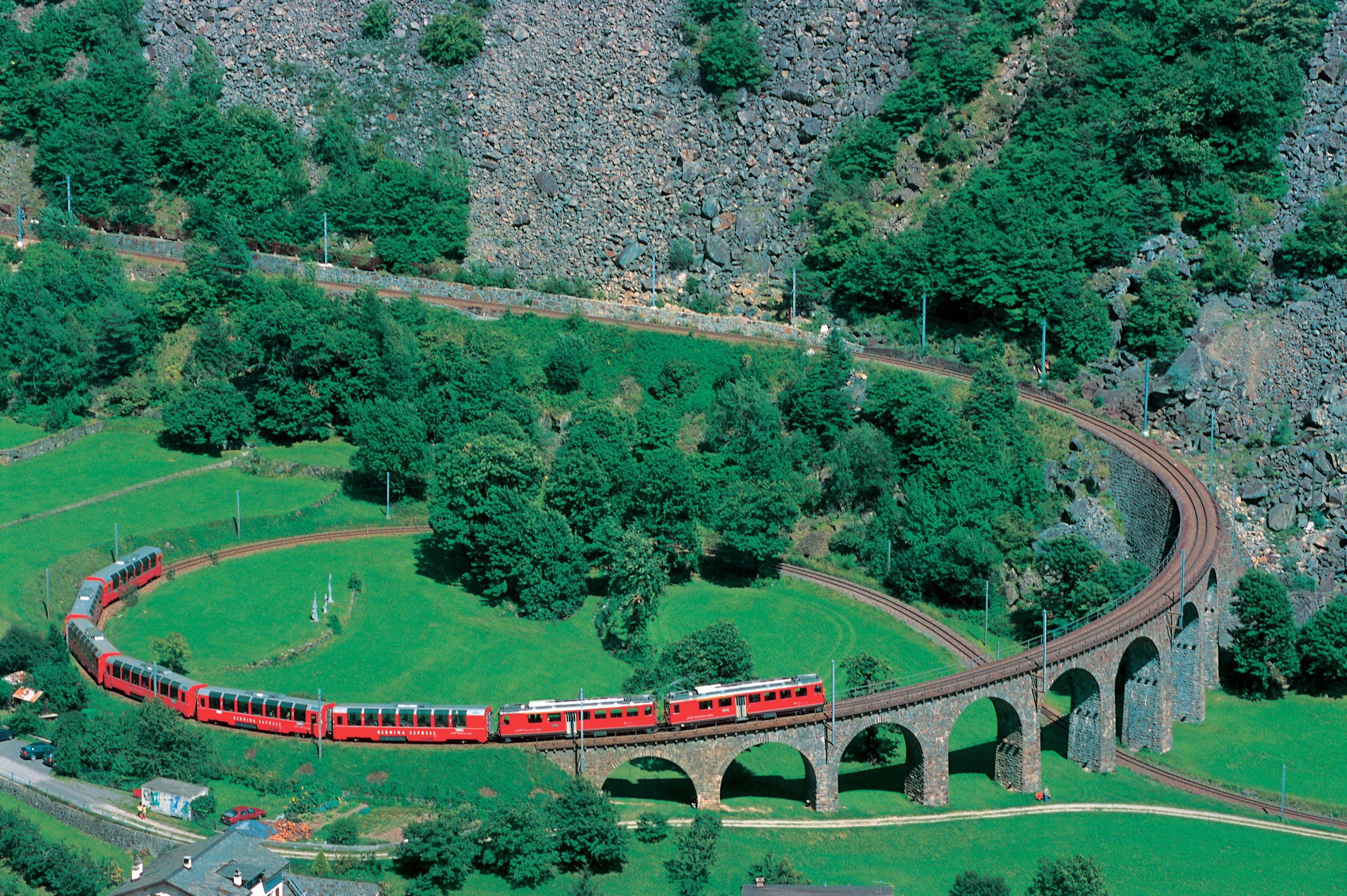 25 Viajes En Tren Que Debes Hacer Alguna Vez En Tu Vida