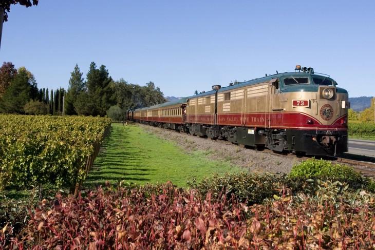 Tren Napa Valley Wine