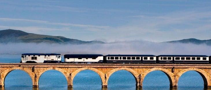El Ferrocarril Transcantábrico