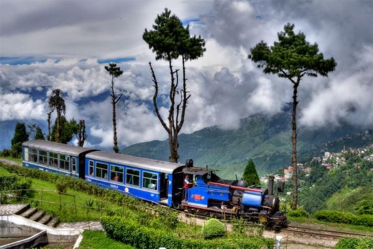 Tren Darjeeling Himalayan Railway