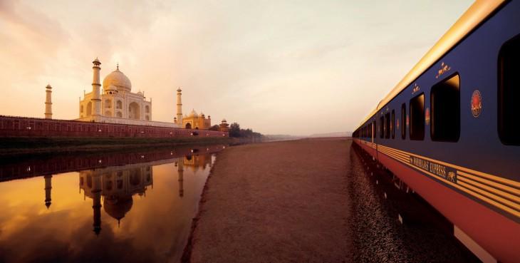 Crucero del tren Maharajás 'expreso