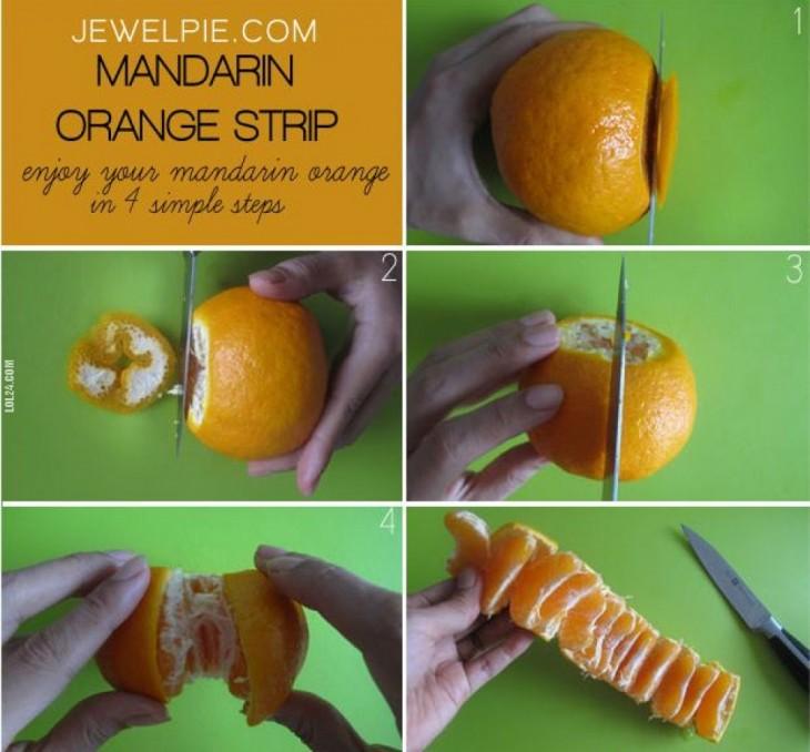 Naranjas y Mandarinas