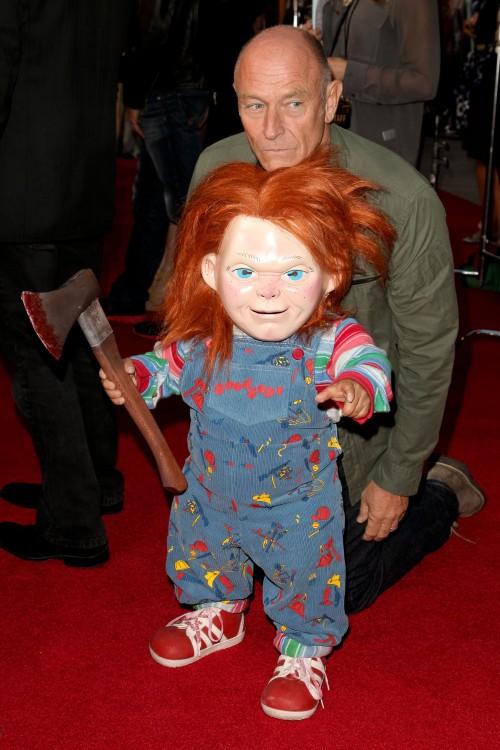 Brad Dourif, La voz original de Chucky