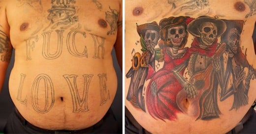 cover ups de tatuajes horrendos