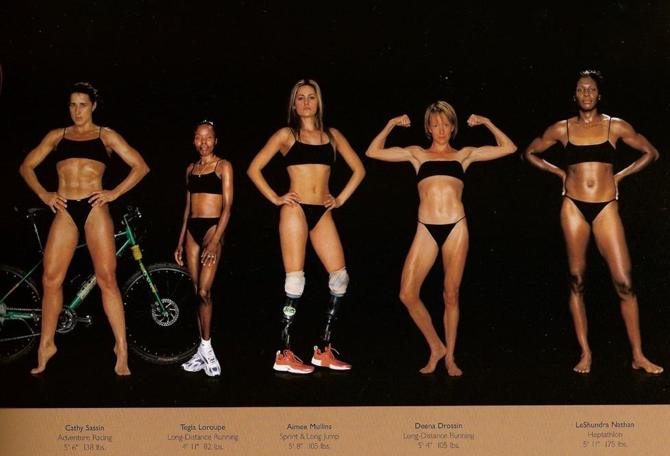 Cómo cambia el cuerpo según el deporte que se practique