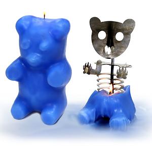 velas de animales que terminan en esqueleto