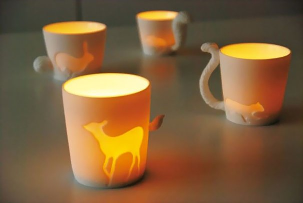Diferentes dise os de velas muy creativos y originales - Velas de diseno ...