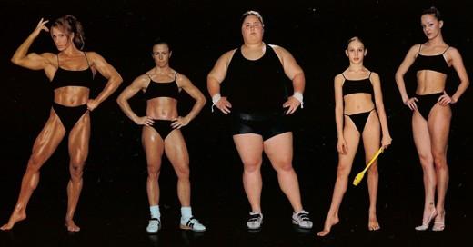 como cambia el cuerpo segun el deporte que se practica