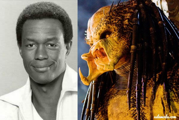 Kevin Peter Hall, Depredador