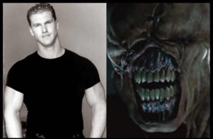 Matthew Taylor. Resident Evil (Nemesis)