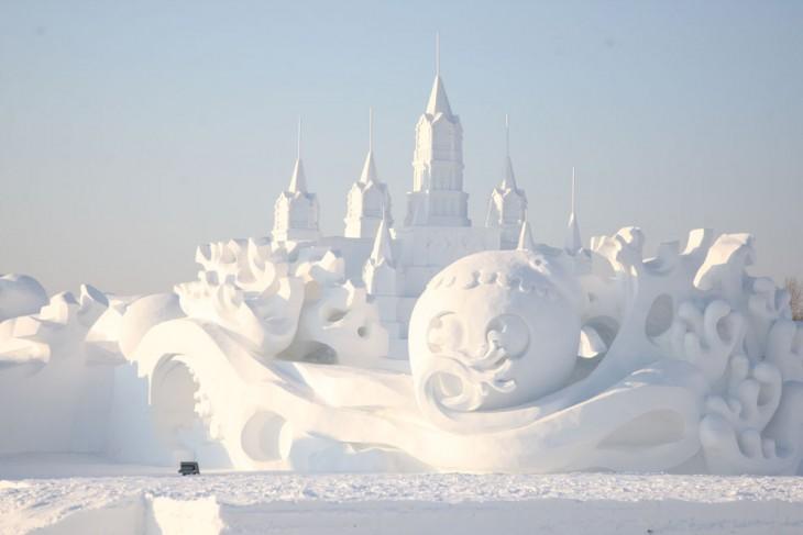 festival del hielo y la nieve en china (1)