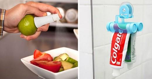 inventos que no pensabas necesitabas pero necesitas comprar ya