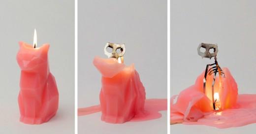 dise;os de velas mas creativos