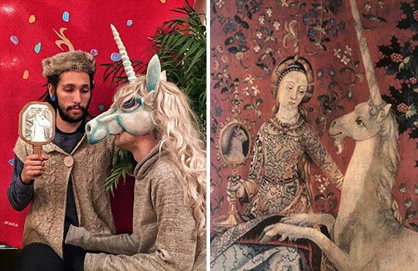 la dama y el unicornio C.1500