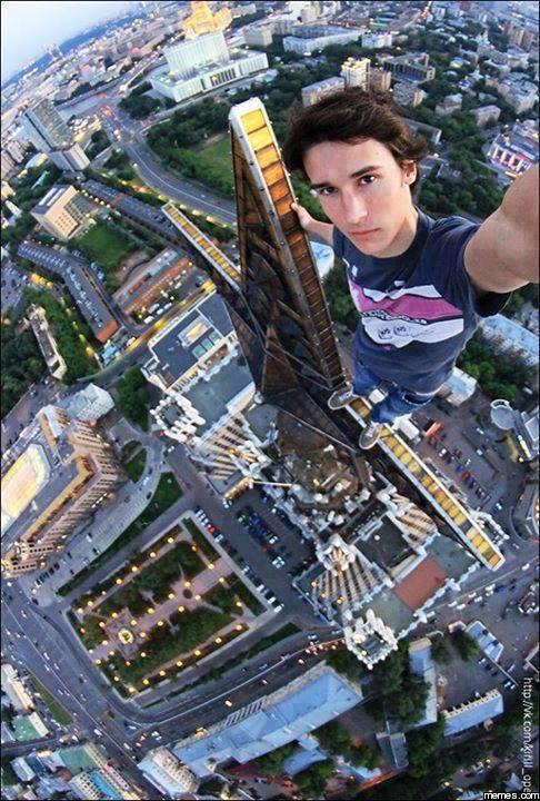 Kirill desde la mercury bloguero ruso famoso