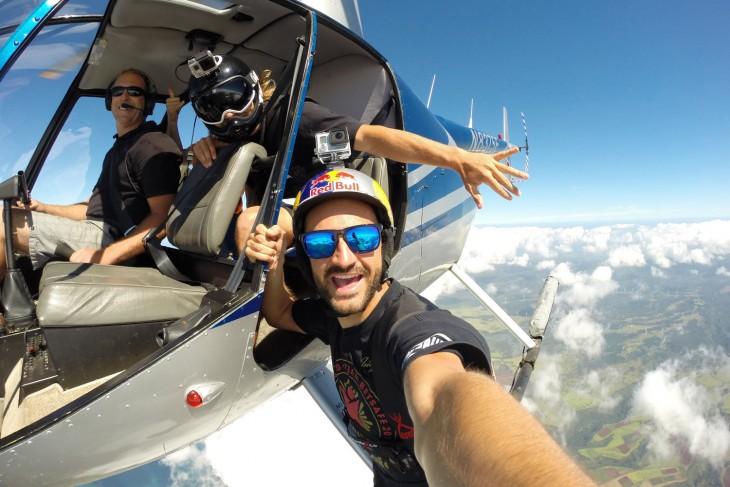 aleman jokke sommer desde helicoptero