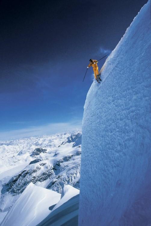 esquí extremo