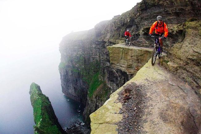 ciclistas extremos