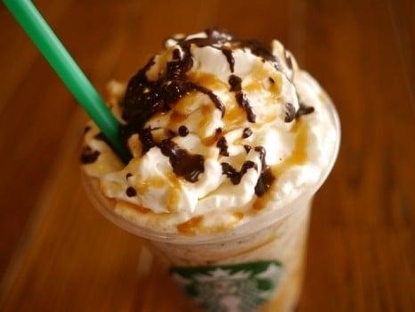 Frappuccino twix