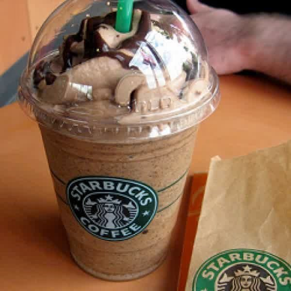 nutella starbucks