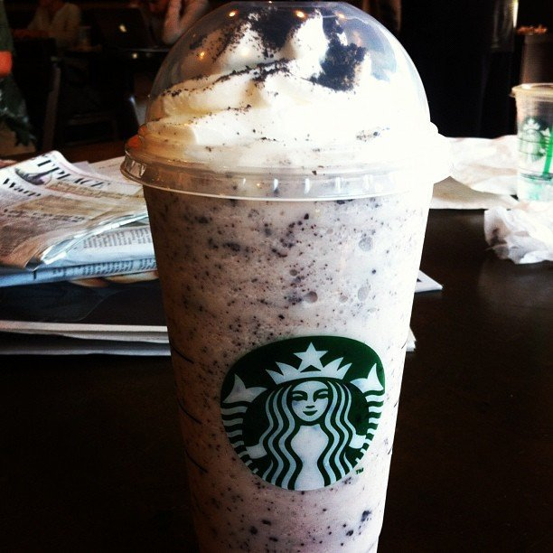 cookies and cream starbucks